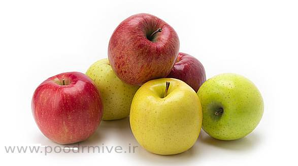 مرغوب ترین سیب های ایرانی کدامند؟