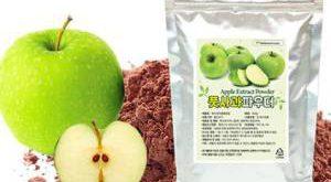 پودر سیب خشک