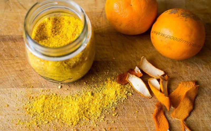 بازار خرید و فروش پودر نارنگی خشک مرغوب