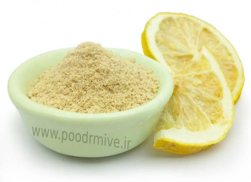 خرید اینترنتی پودر لیمو ترش جهت صادرات