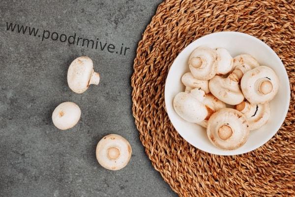 قارچ تولیدی در کشور