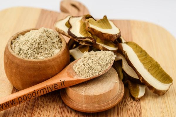 خرید و فروش پودر قارچ مرغوب در بسته بندی و فله