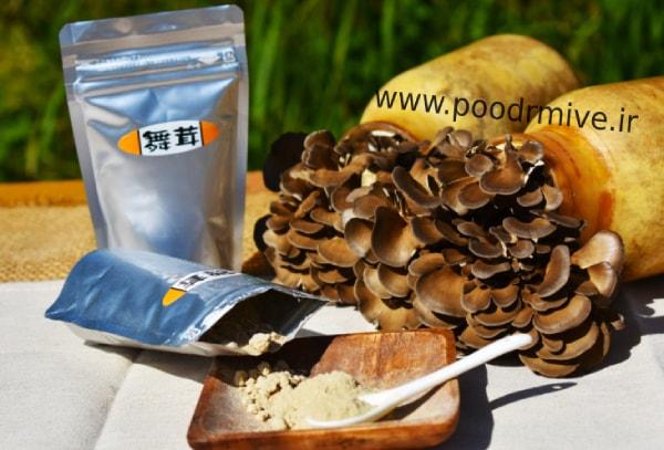 خریدار پودر قارچ مرغوب بسته بندی شده