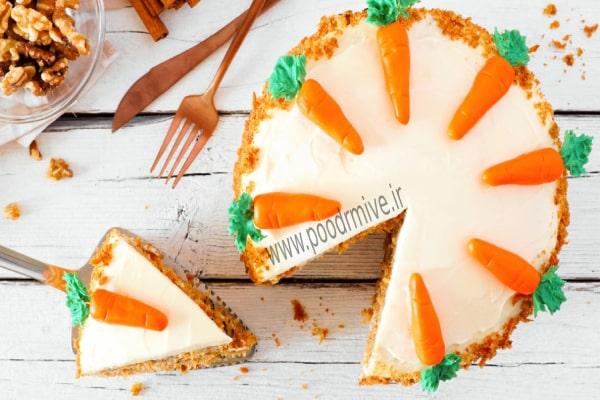 مصرف عمده پودر هویج مرغوب