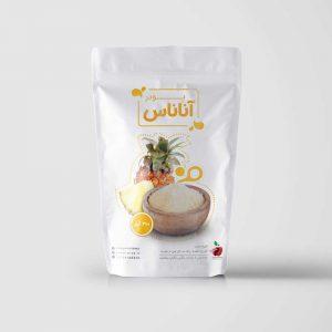 پودر آناناس